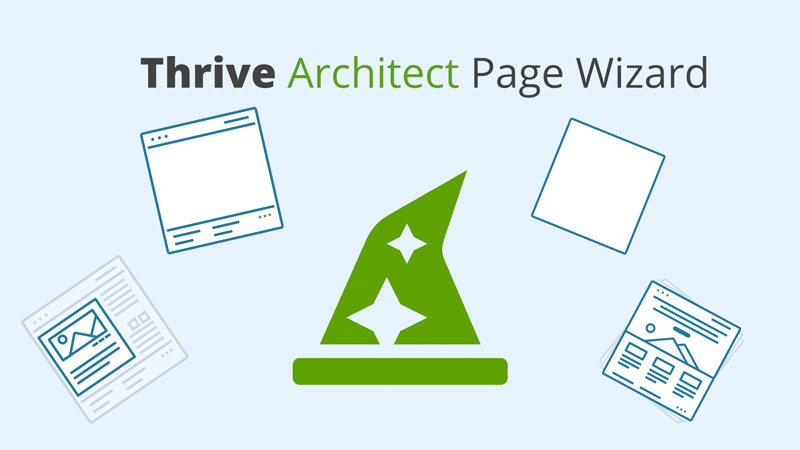 Thrive Architect Page Wizard